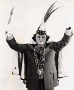 1977 Prins Hans I Rooyakkers