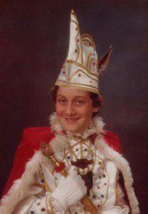 1981 Jeugdprins Maurice I Dirven