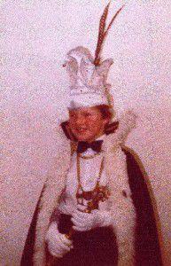 1983 Jeugdprins Marcel I  Steenbakker