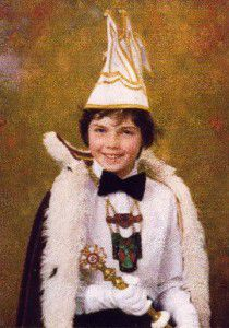 1984 Jeugdprins Pascal I Marell