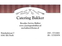 Catering Bakker