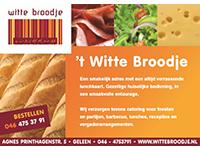 't Witte Broodje